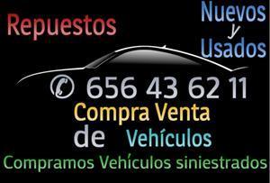 Autodesguace 2000 Las Palmas, le ofrece la posibilidad de encontrar cualquier tipo de repuestos, garantizados para una gran variedad de vehículos. Repuestos para  todo tipo de coches,  compra de coches, repuestos  nuevos y  de segunda manos. <br /><br />C